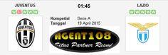 Prediksi Juventus vs Lazio 19 April 2015 Liga Italia