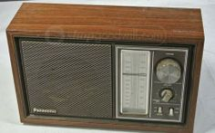 Panasonic RE-6289 Am/Fm Radio