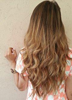 Foto: come avere capelli mossi perfetti?  Ora sul mio blog vi svelo il mio segreto:  http://www.scentofobsession.com/2013/06/come-avere-capelli-mossi-perfetti