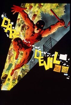 Daredevil, by Frank Miller and Klaus Janson