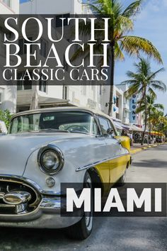 The ultimate guide to things to do in Miami Beach. 7 unmissable places to visit in South Beach Miami including a tour of the South Beach Art Deco district. Usa Travel Guide, Travel Usa, Florida Travel, Travel Guides, Travel Tips, Travel Destinations, Miami Art Deco, Florida Holiday, Us Road Trip