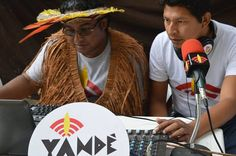 Primeira rádio indígena online do Brasil quer resgatar a cultura dos povos