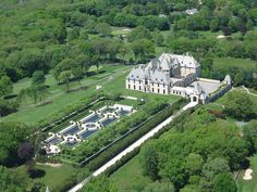 Oheka Castle in Huntington, New York  aka... the house on Royal Pains