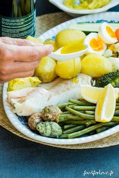 Grand Aïoli à l'Huile d'Olive d'Espagne - Food for Love