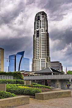 Sold a fine art print of Urbania - Atlanta Buckhead Skyline to a buyer from Atlanta, GA