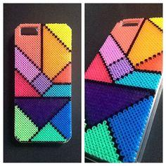Un punto de color hama para tu mobil