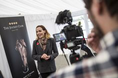 Want to find out why we were interviewing Victoria Pendleton? #SubaruUKP2P #PointToPoint #GoPointing #VictoriaPendleton #OlympicCyclist #Strictly www.subaru.co.uk/point-to-point