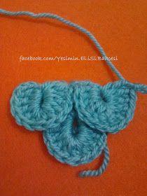 Yeşim'in El iSi Bahcesi: KECE TABANLI KROKODIL MODELLI ÖRGÜ TERLIK YAPILISI Sombrero A Crochet, Crochet Shoes, Crochet Accessories, Shawl, Diy And Crafts, Crochet Necklace, Sewing, Crochet Tutorials, Appetisers