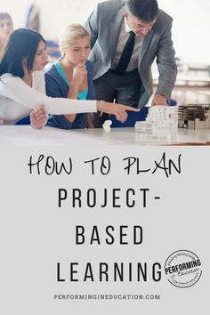How to Plan Project-based Learning - for math, reading, writing and more. Includes planning guide for elementary teachers