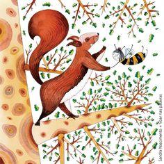 Beijos de Algodão: A Abelha e a Flor #4