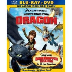How to Train Your Dragon (Two-Disc Blu-ray/DVD Combo   Dragon Double Pack) [Blu-ray] --- http://www.amazon.com/Train-Dragon-Two-Disc-Blu-ray-Double/dp/B002ZG97Z6/?tag=hotomamoon0d8-20