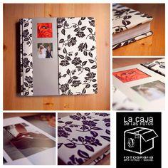 LA CAJA DE LAS FOTOS: Albumnes y Cajas
