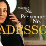 """Un nuovo successo per Chiara Gamberale:   """"Adesso""""? Un romanzo nato da un'urgenza interiore"""" Un nuovo successo per Chiara Gamberale: """"Adesso""""? Un romanzo nato da un'urgenza interiore"""""""