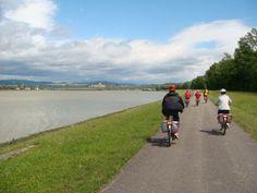 Roteiro de bicicleta da Alemanha à Áustria é perfeito para qualquer tipo de público