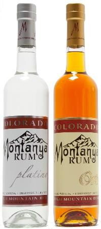 Montanya Rum from Montanya Distillers in Crested Butte, CO