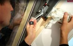 Konserwacja okna dachowego RotoQ – instrukcja