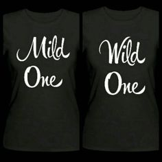 Check out this item in my Etsy shop https://www.etsy.com/listing/462917782/mild-one-wild-one-best-bitchesbest