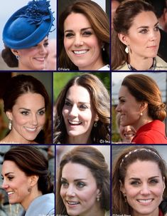 Kate post-tour earring poll