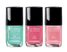 Chanel Le Vernis 2010 Summer Collection