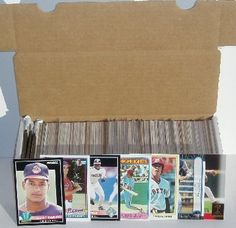 MLB Baseball Card Collector Box Over 500 Different Cards. Great Mix of players from the last 25 years. Ships in a new brand new factory sealed white box perfect for gift giving. by Topps, Upper Deck, Donruss, Fleer, Score, and/or others, http://www.amazon.com/dp/B00A6FR95S/ref=cm_sw_r_pi_dp_LWs1qb1DE0QJ5
