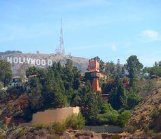 Castillo del Lago, Madonna's former Hollywood home..
