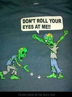 Zombie humor - just in time for halloween Funny Friday Memes, Friday Humor, Funny Animal Memes, Funny Memes, Funny Quotes, Humour Quotes, Sarcastic Quotes, Stupid Memes, Quotes Quotes