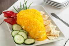 Easter Carrot Cheese Ball Recipe - Kraft Recipes