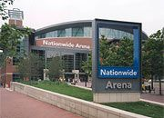 Nationwide Arena-home of Columbus Clippers and variety of entertainment events.