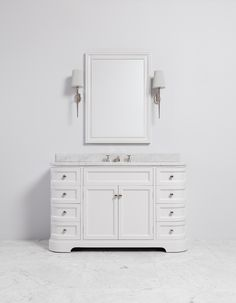 Porter painted vanity units are crafted for beauty, utility and durability. Our painted bathroom vanity units provide an elegant solution for every bathroom Bathroom Shelf Decor, Bathroom Vanity Units, Small Bathroom, Bathroom Ideas, Single Vanity Units, Painted Vanity, Painted Wood, Stone Basin, Yellow Bathrooms