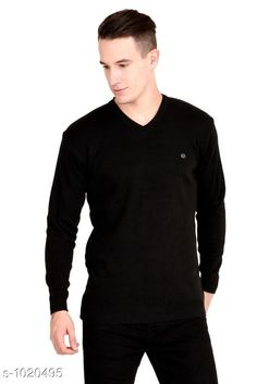 Checkout this latest Sweaters Product Name: *Trendy Woolen  Blend Sweater* Sizes: M, L, XL Country of Origin: India Easy Returns Available In Case Of Any Issue   Catalog Rating: ★4.2 (501)  Catalog Name: Supiriyo Men's Trendy Woolen Sweaters Vol 1 CatalogID_123119 C70-SC1208 Code: 815-1020495-1821