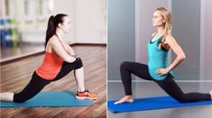 What exercises for stretching the back should be performed more often Back Stretching, Stretching Exercises, Sedentary Lifestyle, Thigh Muscles, Short Break, Do Exercise, Back Pain, Thighs