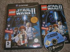 Lego star wars ii : the original #trilogy - rare #boxed #nintendo gamecube / wii,  View more on the LINK: http://www.zeppy.io/product/gb/2/201791700095/