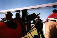 Rigging a plane...movie
