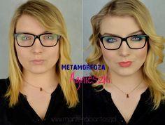 Metamorfoza, makeupart, makeup, makeup artist, art, artist, makijaż, makijaż artystycnzy, Glasses, Makeup, Artist, Fashion, Eyewear, Make Up, Moda, Eyeglasses, Fashion Styles