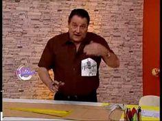 Hermenegildo Zampar - Bienvenidas TV - Explica el trazado del delantero ... Clothing Patterns, Sewing Patterns, Sewing Basics, Learn To Sew, Sewing Clothes, Baby Dress, 1, Learning, Youtube