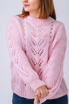 Pullover, Knitting, Crochet, Girls, Sweaters, Design, Fashion, Women, Tricot