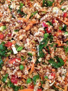 Gluten Free Quinoa Salad