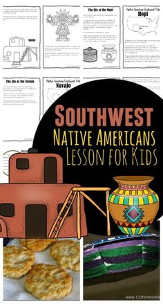 Native American Easter Woodland Tribes Lesson