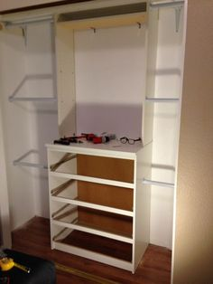 Ikea Hack Closet   Google Search