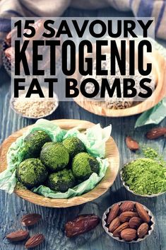 30 Keto Fat Bomb Recipes   Looking for easy low carb energy boosters? Whether you're new to the ketogenic diet or just need fresh pre- and post-workout snack ideas, these sweet and savory fat bombs are for you! Using ingredients like peanut butter, chocolate, coconut oil, and cream cheese, weight loss has never tasted so good. We've even included a few dairy-free energy options! #fatbomb #fatbombrecipes #keto #ketogenic #ketosis #ketodiet #ketogenicdiet #ketorecipes #weightloss