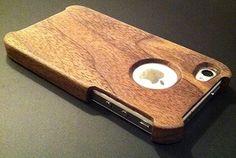 Walnut Wood iPhone 5 Case - Species Case