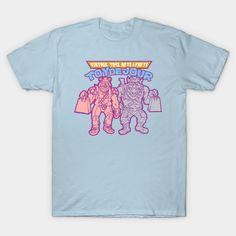 Mutants Be Shoppin'
