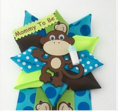 For mama to wear to bby boy shower