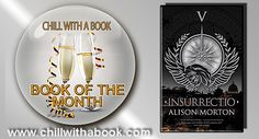 CHILL WITH A BOOK AWARDS: Book of the MONTH - Insurrectio by Alison Morton