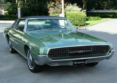 1967 Ford Thunderbird Coupe Maintenance Restoration Of Old Vintage Vehicles The