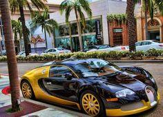 Buggatti Veyron In Dubai