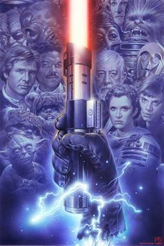 Artwork by Tsuneo Sanda
