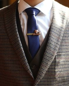 Mens Accessories Fox Tie Clip  Tie Clips Men Gifts Ideas For