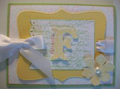 Shabby Friend This is such a lovely card ... so soft.