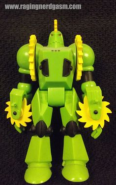 Buzzsaw from Silverhawks by Kenner